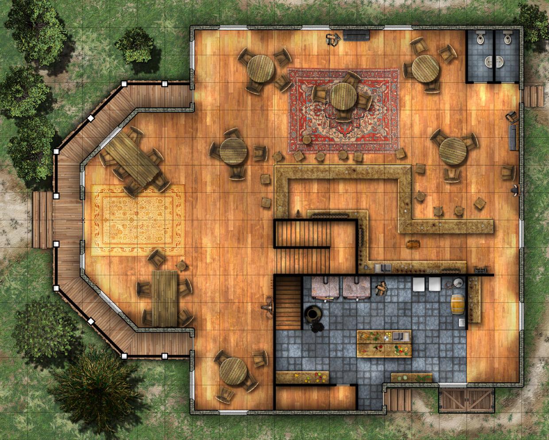 Inn 1st Floor