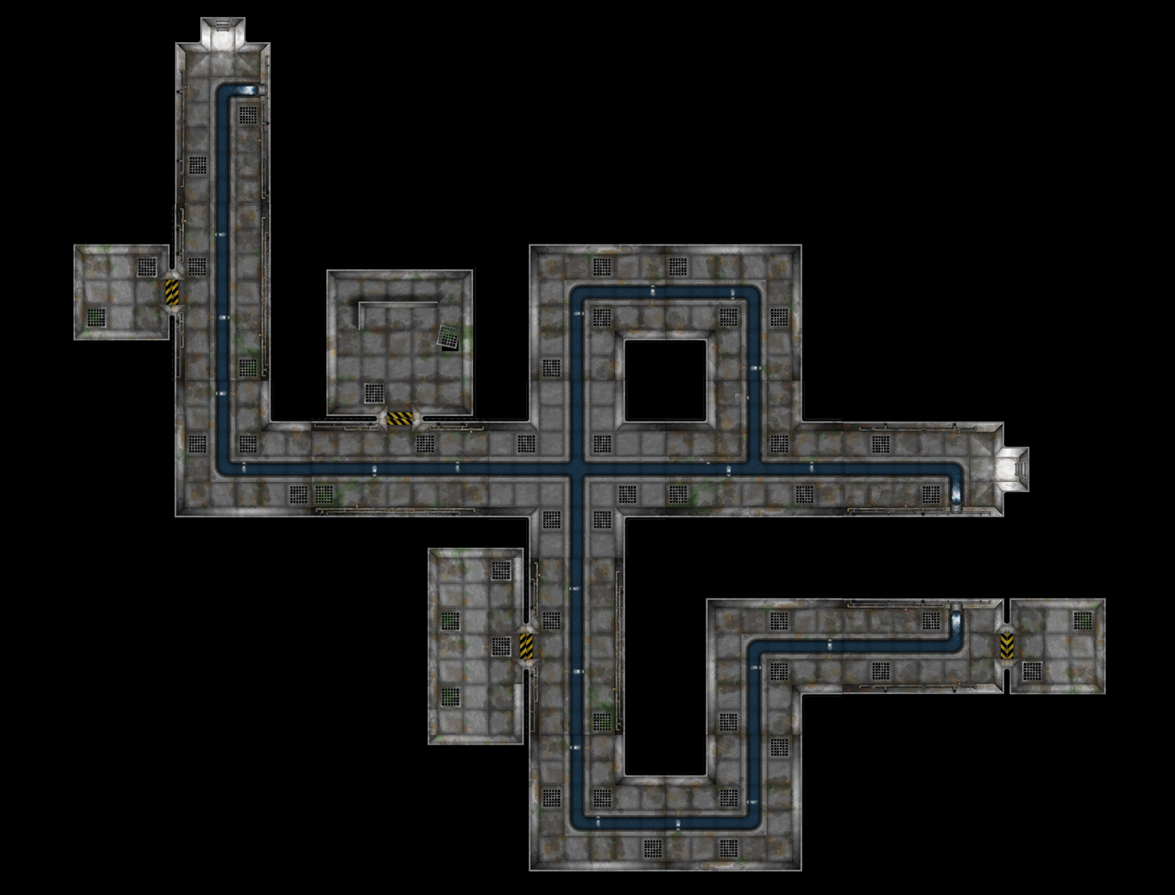 Sewer Tiles for RPG